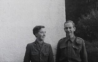 Hun hadde høyest militær rang, men fikk aldri samme anerkjennelse som ektemannen