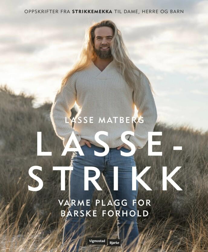 Strikkeboka er laget i samarbeid med garnforhandleren Strikkemekka, og utgis på forlaget Vigmostad Bjørke i august.