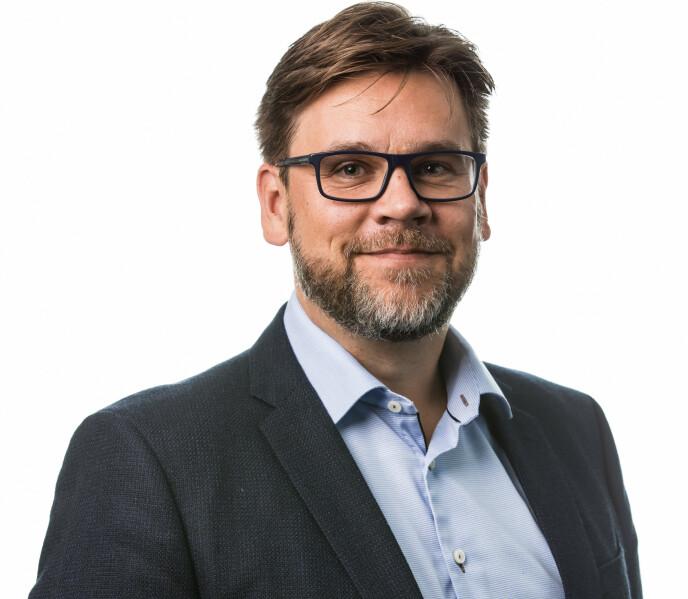 Nils Kristian Klev, leder i Allmennlegeforeningen. Foto: Legeforeningen