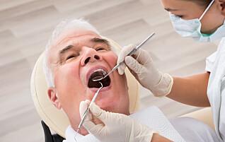Spar tusenlapper på tannbehandlingen