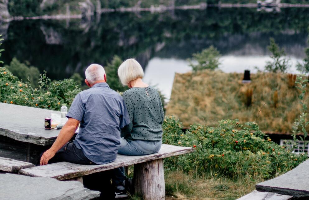 RETT PÅ EKTEFELLEPENSJON? Ekteskapet kan ha tatt slutt for veldig lenge siden, men det er ofte slik at en tidligere ektefellen kan ha rett på den største delen av ektefellepensjonen. Foto: Shutterstock NTB