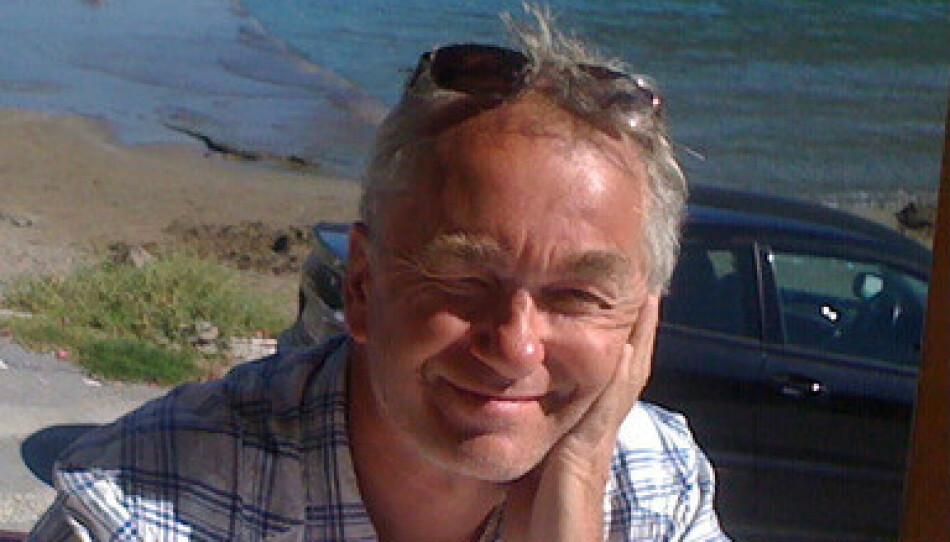 GIR IKKE OPP: Sverre Sandberg (70) har ikke tenkt å la pandemien sette en stopper for planene om å kjøpe feriebolig på Kreta. Foto: Privat