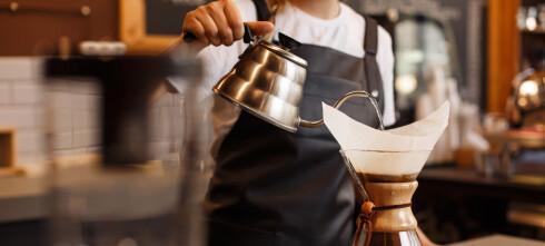 Valg av kaffe påvirker kolesterolnivået ditt