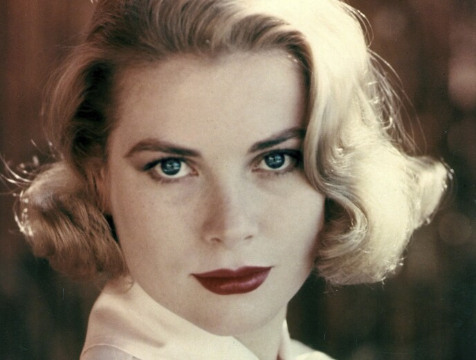 GRACE KELLY: Hun ble sett på som en som fikk drømmelivet: Hun var en slående vakker, talentfull og populær skuespiller, og ble etter hvert fyrstinne av Monaco. Foto: NTB