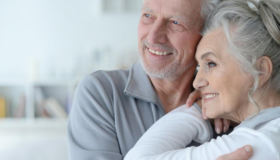 SPREKERE ENN FØR: Norske eldre holder seg sterke og selvhjulpne lenger enn for 20 år siden, viser forskning. Foto: NTB