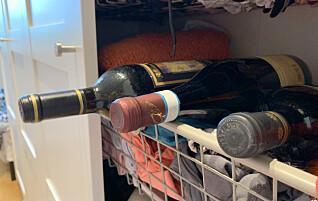 Dette er bra for vinen din