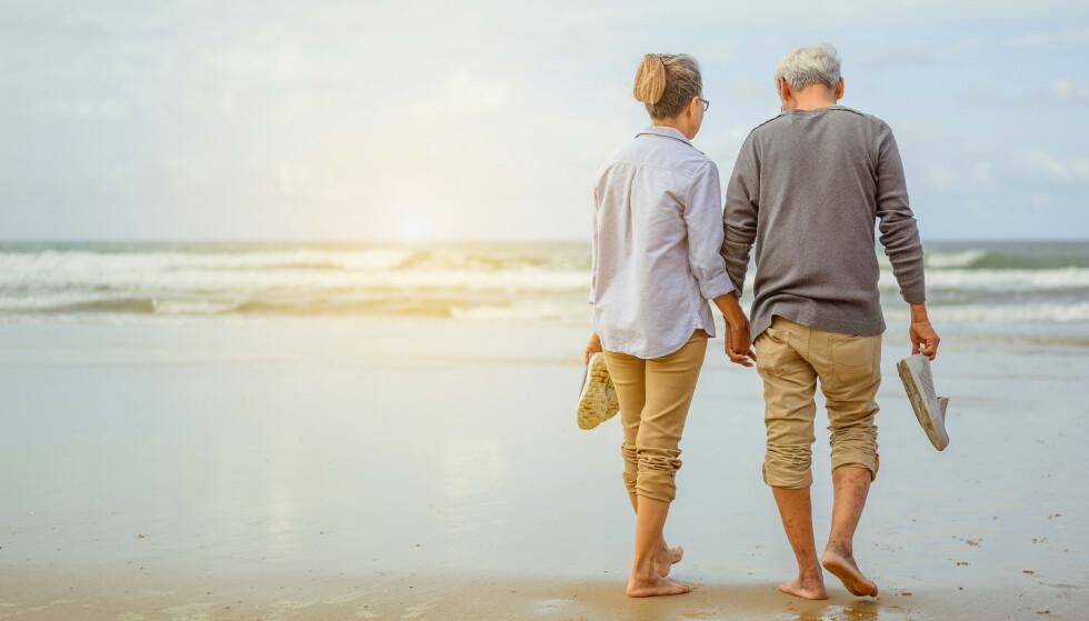 ENDRET LIVSSITUASJON? Det er mye som kan skje ved økt alder, som kan gjøre at du kanskje ikke trenger de forsikringene du hadde da du var yngre eller var i en annen livssituasjon. Det kan også være forsikringer som rett og slett ikke gjelder lenger, når den rette alderen inntreffer - og noen av dem må du selv passe på å si opp selv. Foto: Shutterstock/NTB