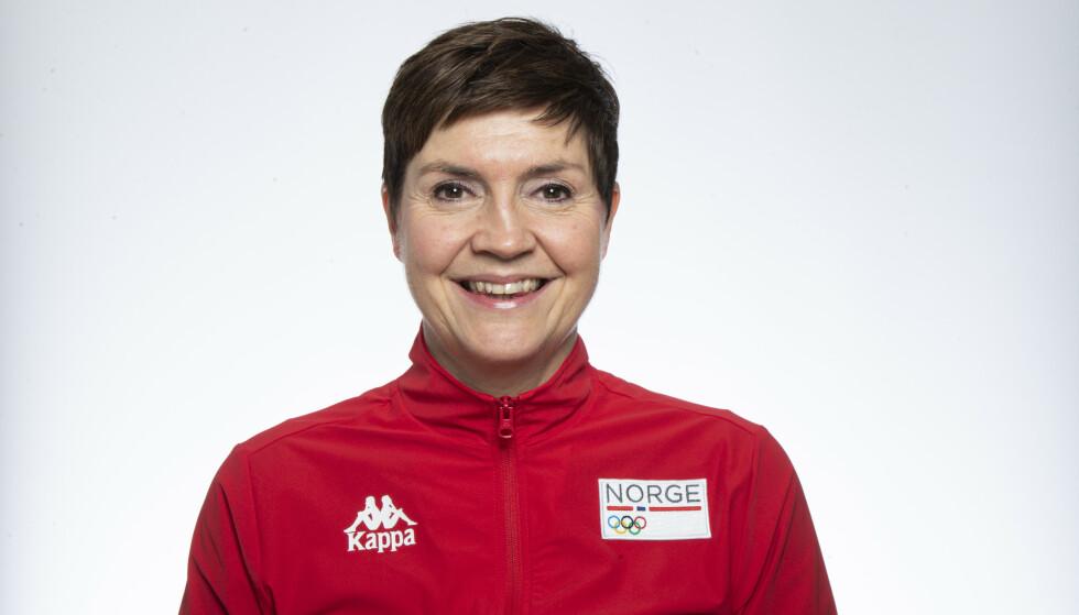 TOPPIDRETTSUTØVER SOM VOKSEN: Heidi gikk fra et vanlig familieliv til å trene 20-25 timer i uka. Under Paralympics i Tokyo som går av stabelen 24. august representerer hun Norge i paraskyting. Foto: NTB