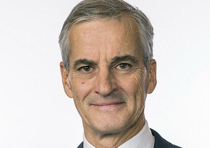 Partileder Jonas Gahr Støre. Foto: NTB