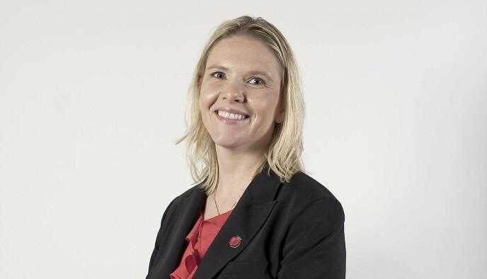 Partileder Sylvi Listhaug. Foto: NTB