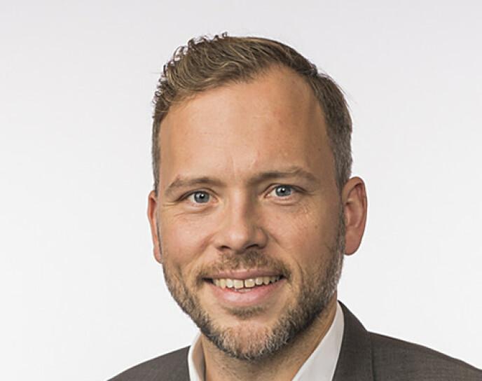 Partileder Audun Lysbakken. Foto: NTB