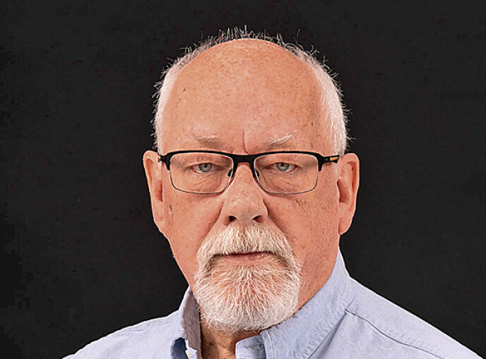Partileder Kurt Johnny Hæggernæs. Foto: NTB