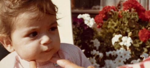 To uker gammel ble Jeanette etterlatt på en trapp