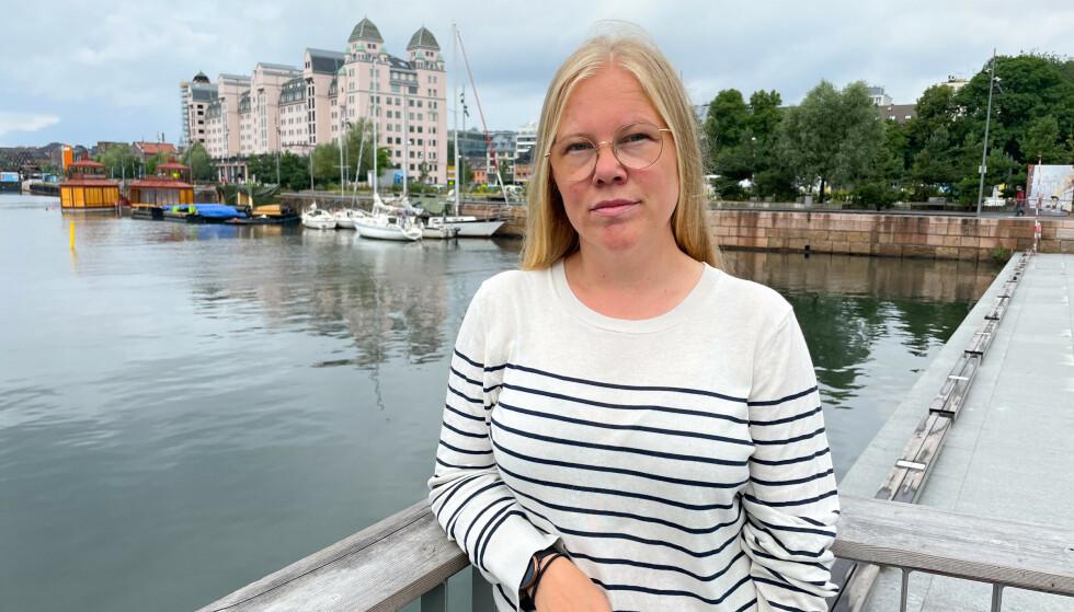 Fungerende generalsekretær i Av-og-til, Katrine Gaustad Pettersen.