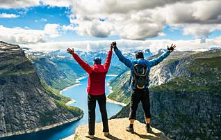 Quiz: Hva kan du om norske fjelltopper?