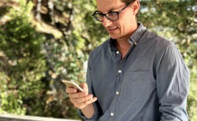 Image: Slik får du mobilen til å leve lenger
