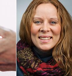 Image: Hanne (38) måtte ta styring over farens økonomi: - Nå var det han som trengte hjelp