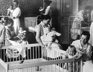 Image: Desperate mødre ga fra seg barna til «englemakersker». Virksomheten var mer grusom enn man kunne forestille seg