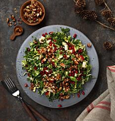 Image: Vegetargjester i jula? Server dette!