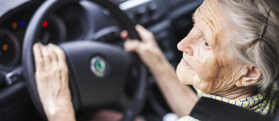 Image: - Jo eldre du er, desto nyere bil bør du ha