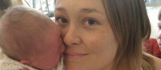 Image: Min datters fødsel var nær ved å bli min død