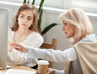 Image: - Bør jeg si opp for å unngå oppsigelse av yngre kollega?