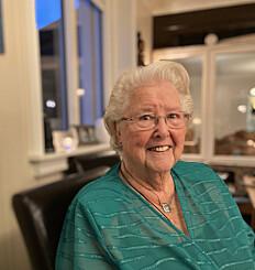 Image: Inger (90) fikk ny kjæreste som 70-åring: – Hadde ikke trodd jeg skulle ha sex igjen