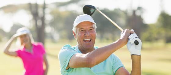 Image: - Kan sjefen nekte meg å spille golf når jeg har hjemmekontor?
