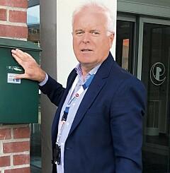 Image: Bankdirektør ble offer for identitetstyveri