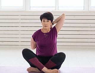 Image: Øvelsene som gjør deg myk og smidig