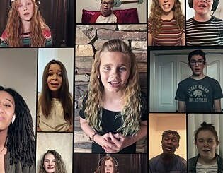 Image: Musikkvideoen er sett av millioner