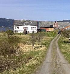 Image: Huset var forlatt i 60 år - se den utrolige forvandlingen!