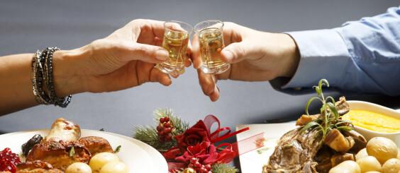 Image: «Julematen er hellig, selv om den lukter utedo»