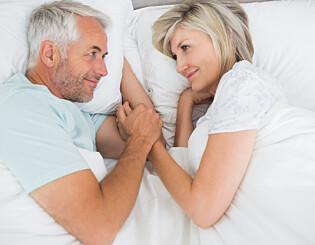 Image: - Vi har mistet nærheten etter at jeg begynte å få smerter under sex