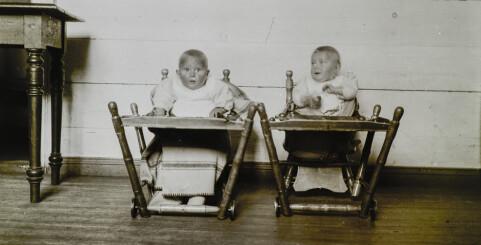 Image: Barn ble systematisk kidnappet av den norske stat. Så startet marerittet