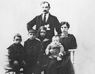 Image: Charles' ekteskap med ikke-jødiske Ragnhild reddet livet hans