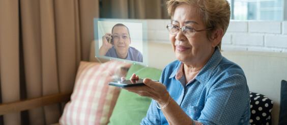 Image: - Et naturlig neste skritt etter smarttelefonen