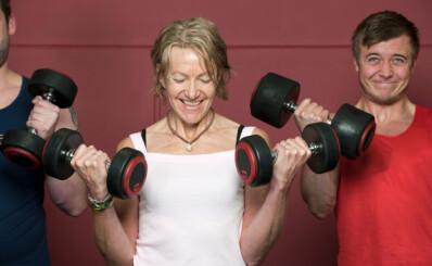 Image: Denne treningen blir viktigere med alderen
