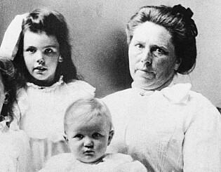 Image: Norske Brynhild emigrerte til Amerika i 1881 - så drepte hun rundt 40 menn og flere barn