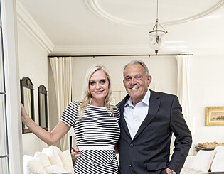 Image: Janni er gift med 25 år eldre Karsten: - Folk kalte meg «gold digger»