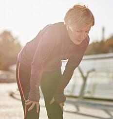 Image: Uvanlig sliten etter trening? Dette kan være årsaken