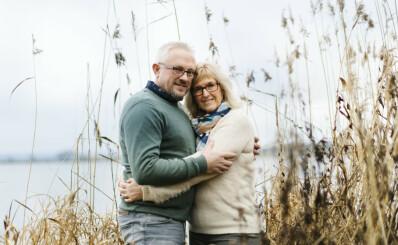 Image: Helena (56) sjekket opp ektemannen på Facebook