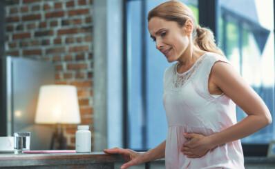 Image: Derfor blir magen treg fra 50-årsalderen