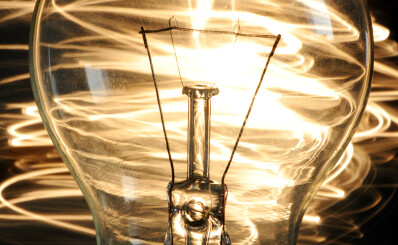 Image: Lyspærene hadde glødetid på 25 000 timer. Hva skjedde?