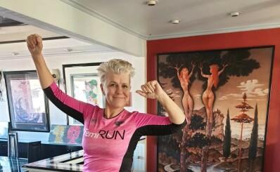 Image: Vibeke (59) er operert for hjernesvulst tre ganger: – Livet handler om å lage nye eventyr