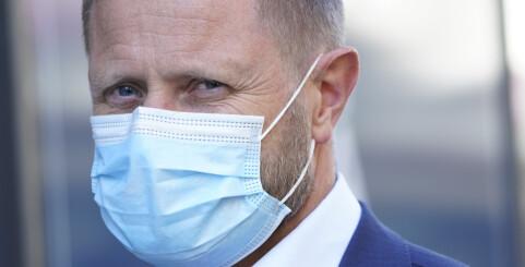 Image: Derfor må du fortsatt bruke munnbind etter at du er vaksinert