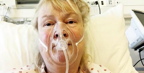 Image: Marianne (61) fikk pustehjelp i 27 dager