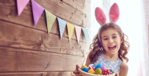 Image: Solo, egg og ... hot cross buns? Vet du alt som er å vite om påsketradisjoner?