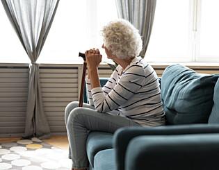 Image: Du har krav på hjelp når foreldre eller partner får omsorgsbehov