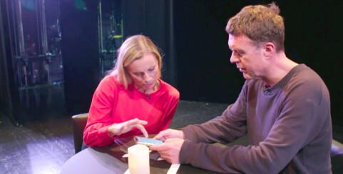 Image: Her får skuespilleren pensjonssjokk